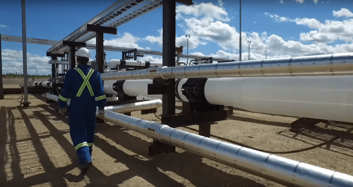 Case Study: TransCanada Pipelines